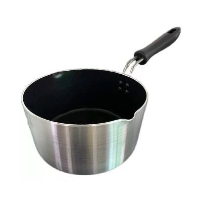 18cm日本銀色深鍋